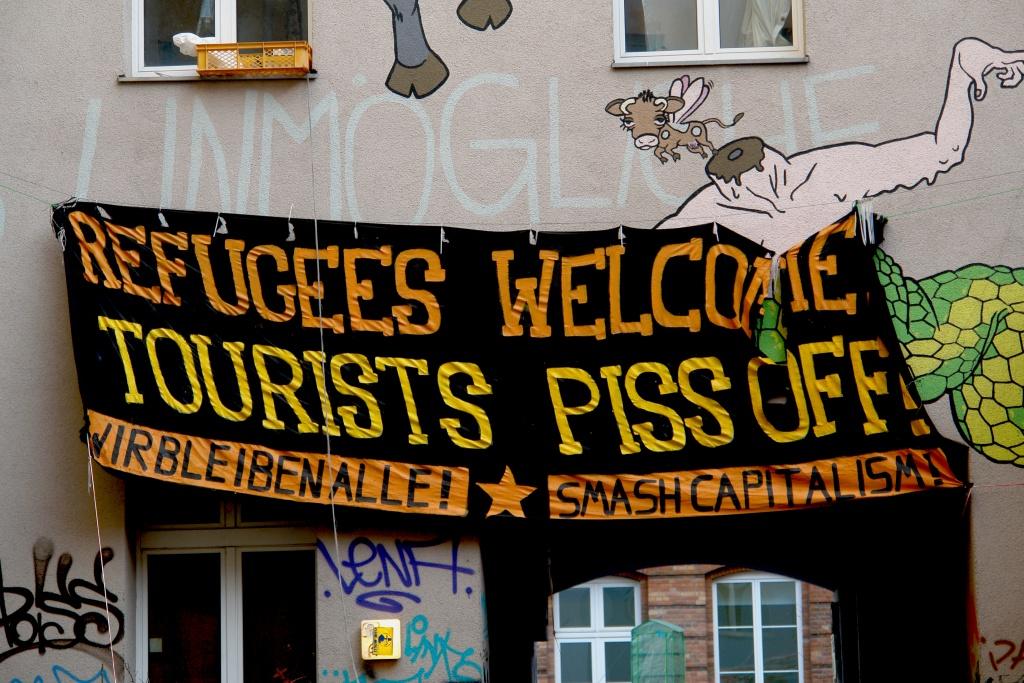 Wirklich Willkommen? Anmerkungen zum Thema deutsche «Willkommenskultur»