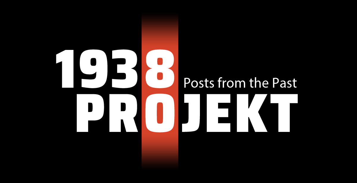 "1938Projekt: Das Leo Baeck Institute präsentiert ""Posts from the Past"""