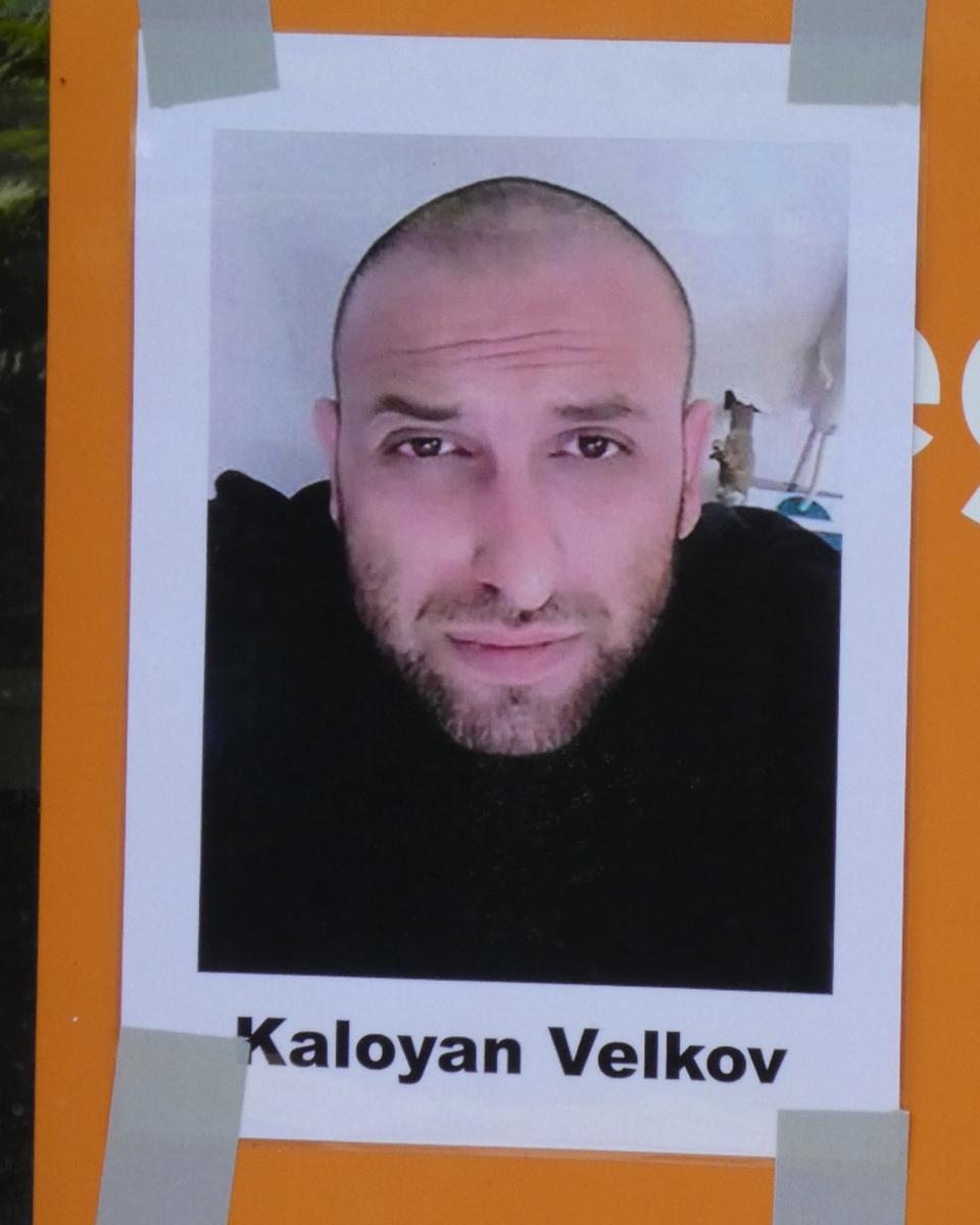 """Kaloyan Velkov, Wirt der Bar """"La Votre"""" (33 Jahre) (Foto: Heiko Koch)"""