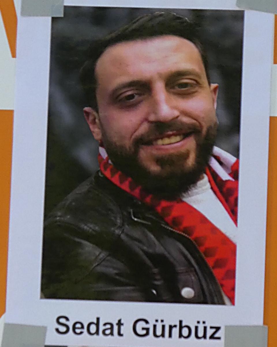 """Sedat Gürbüz Inhaber der Shisa-Lounge """"Midnight"""" (30 Jahre) (Foto: Heiko Koch)"""