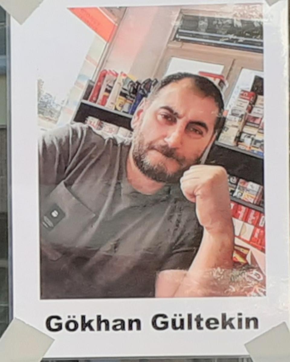 Gökhan Gültekin (37 Jahre) (Foto: Heiko Koch)