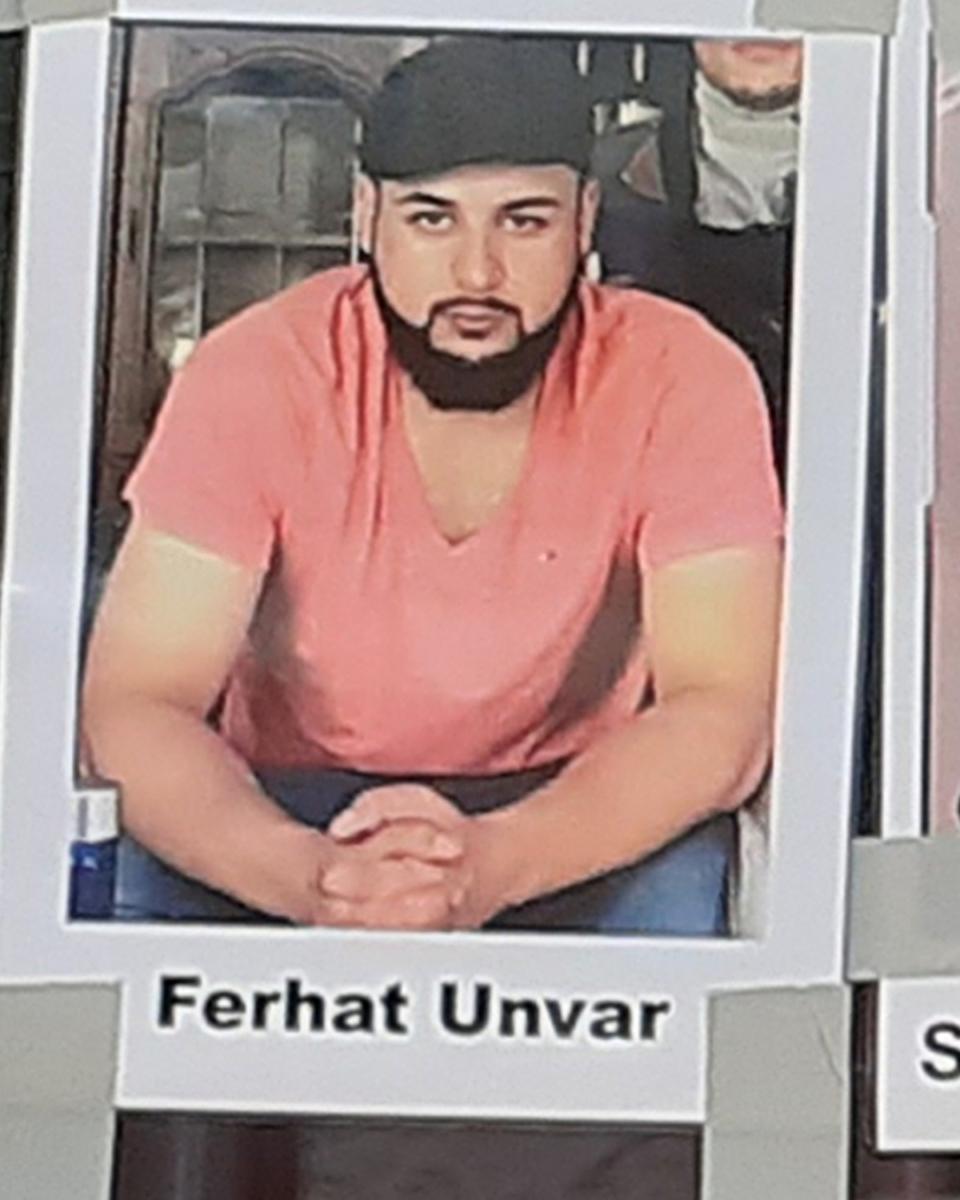 Ferhat Unvar (23 Jahre) (Foto: Heiko Koch