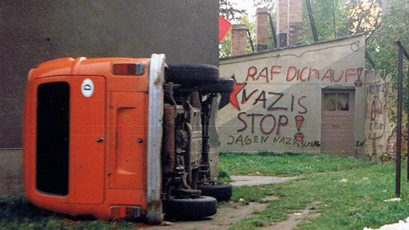 Überfall Bus